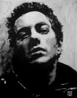 Joe Strummer by HoodishArt