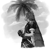 KH Simulacrum: Left too Soon by Naerko