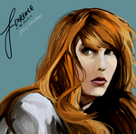 florence + the machine by KohiChapeau