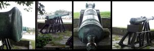 Cannons of Mass Destruction by barefootliam