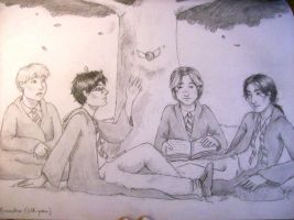 The Marauders by LongLiveQueequeg