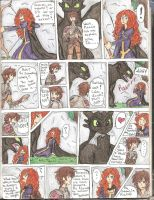 Merida and Hiccup Meet Page 2 by Different13
