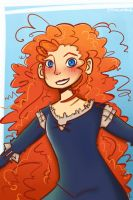 Merida by Shino-Love-Bug248