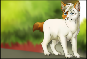 Emberkitty contest prize by tootflap
