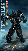 Pacific Rim - Jeager: Depth-Charge by Lugnut1995