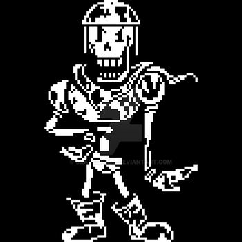 Undertale Edit: Warpap by Graysongdl