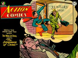 Action Comics 178 by Superman8193