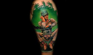 bud spencer n terence hill by redliontattoo