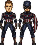 Captain America - Age Of Ultron by dannysmicros