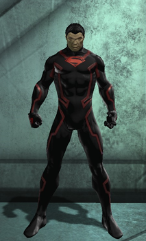 Superboy New 52 (DC Universe Online) Alternate by Macgyver75