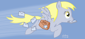 Speedy Delivery by phallen1