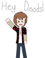 Mitch~! by DuckMcDuckPants