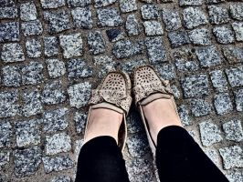 Moccasins by TheFlyingHeart