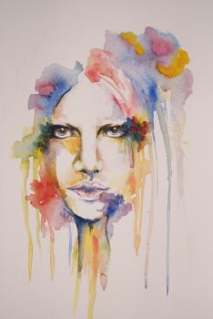 Watercolours and Inks by emilydevlinart