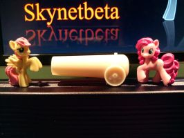 Party Cannon Test 1 by skynetbeta
