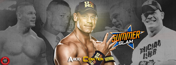 All Stars SummerSlam Official Cover by Mohamed3adel