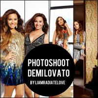 Demi Lovato Photoshoot. 004 by LiamRadiateLove