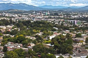 San Salvador Valley by DraconPhotography