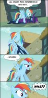 What a twist... by Silverthe-Dragon
