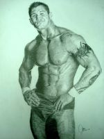 Randy Orton by tartyhoLAR