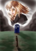Doctor Who - Donna by Loverofpiggies