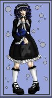 Gothic Lolita by Bemused-Dreamer