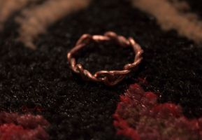 Twined Ring by CrystalGears