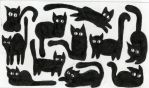 Cats by littlekelly