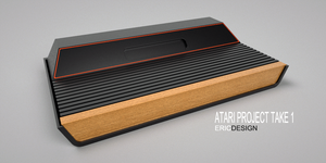 atari project take 1 by 3DEricDesign