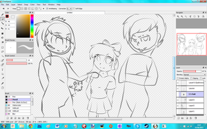 Family of Blood WIP by Rave-Star