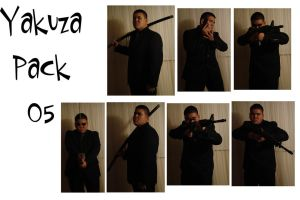 Yakuza Pack 05 by M3-Productions