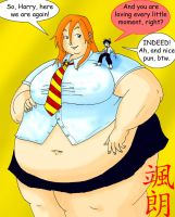 Ginny and Harrat SSBBW by Satsurou