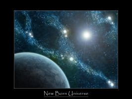 New Born Universe by AidenVenis