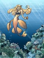 Under the Sea by Horuni