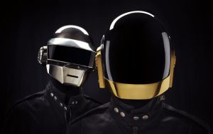 Daft Punk Wallpaper 2 by SirRidley