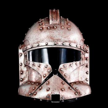 Steampunk Metal Clonetrooper by artfordable