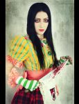 Alice: Madness Returns by Dusk-Abomination