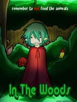 In The Woods by ThatChickWithDaPony
