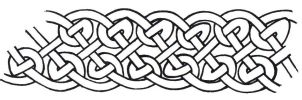 Celtic Knot Armband by ppunker