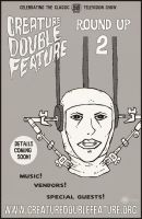 Creature Double Feature A by Hartter