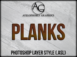 Planks by Atelophobia-Graphics