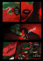 TMNT (fanmade) Same as it never was Aftershock _48 by FleshCreature