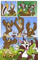 Comic for Swiftwind Page 2 by SuperStinkWarrior