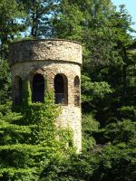 Chimes Tower 9 by Dracoart-Stock