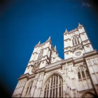 Westminster Abbey by acidfast