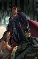 BvS - Tell me, do you bleed? by El-Mono-Cromatico