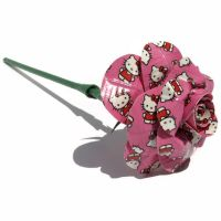 Hello Kitty Patterned DT Rose by DuckTape-Rose