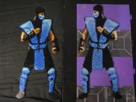 Sub-Zero MKII old Vs.Corrected by Buck-Chow-Simmons