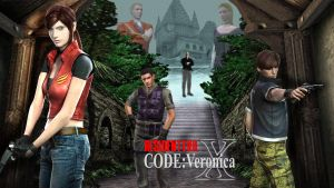 Resident Evil Code Veronica by MusashiChan69