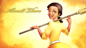 Tiana - Almost There! by Sandy101010